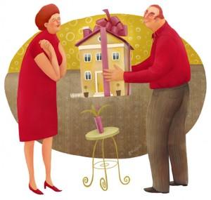 Заявление на дарение квартиры: что нужно знать при оформлении дарственной?