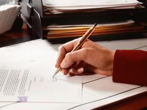 Заявление о принятии наследства у нотариуса