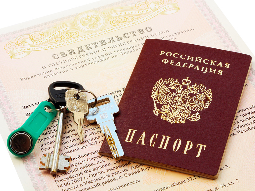 Выдан паспорт овд